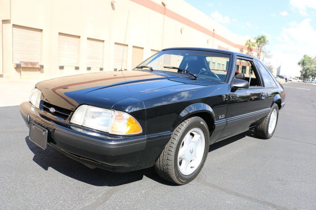 1991 Ford Mustang 2dr Hatchback LX Sport 5.0L - 17741566 - 12