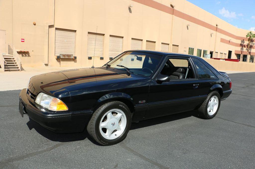 1991 Ford Mustang 2dr Hatchback LX Sport 5.0L - 17741566 - 13