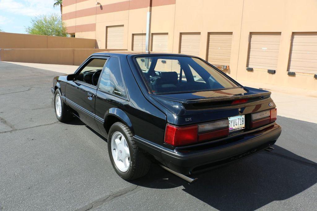 1991 Ford Mustang 2dr Hatchback LX Sport 5.0L - 17741566 - 16