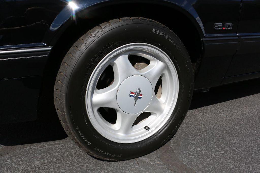 1991 Ford Mustang 2dr Hatchback LX Sport 5.0L - 17741566 - 19