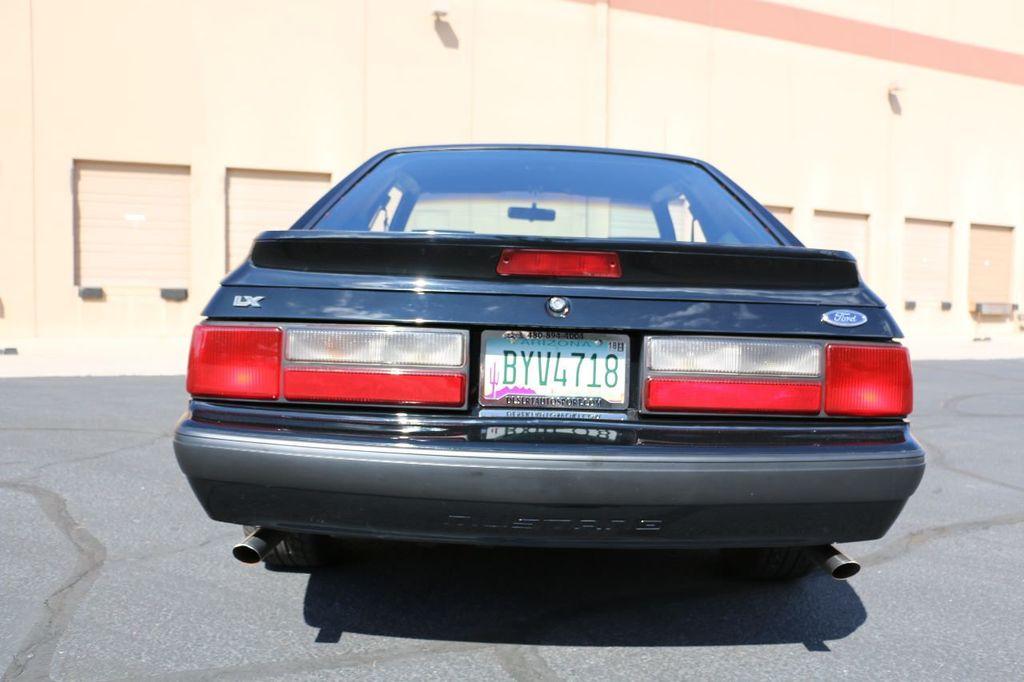 1991 Ford Mustang 2dr Hatchback LX Sport 5.0L - 17741566 - 21