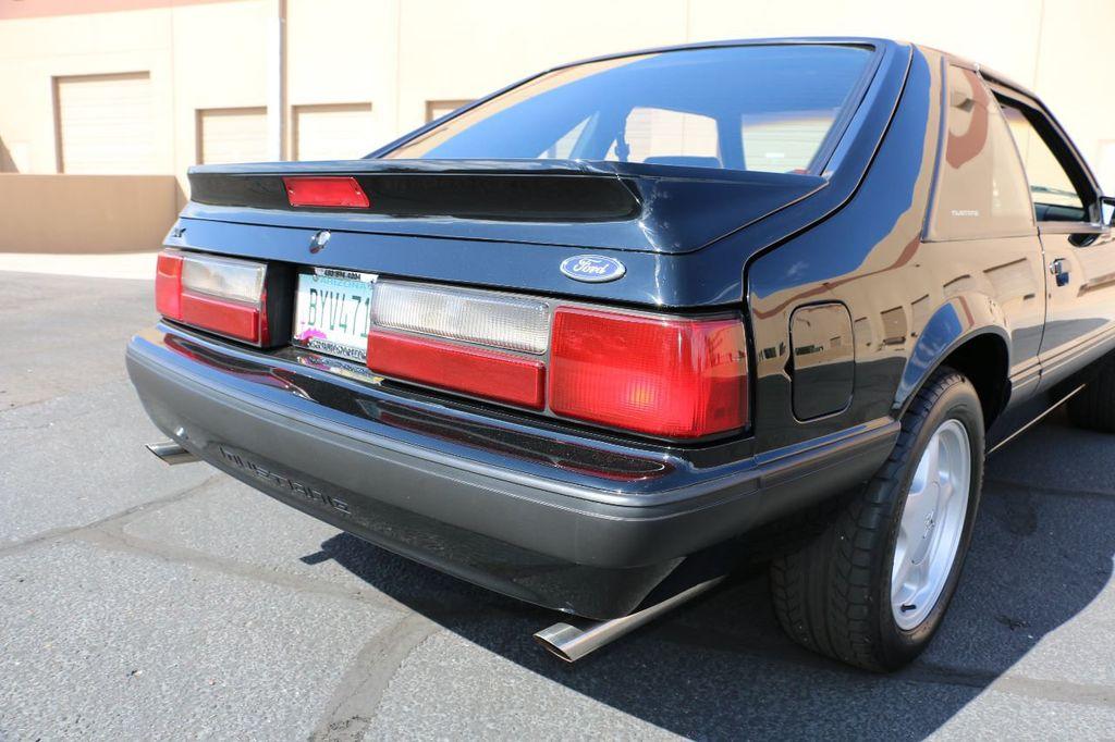 1991 Ford Mustang 2dr Hatchback LX Sport 5.0L - 17741566 - 23