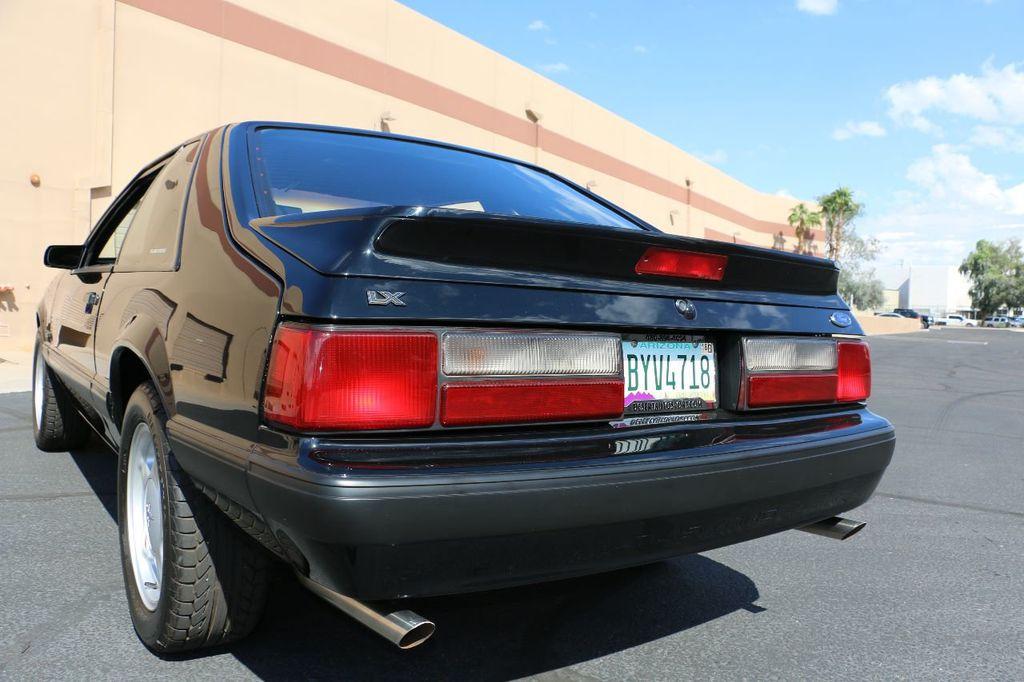 1991 Ford Mustang 2dr Hatchback LX Sport 5.0L - 17741566 - 25