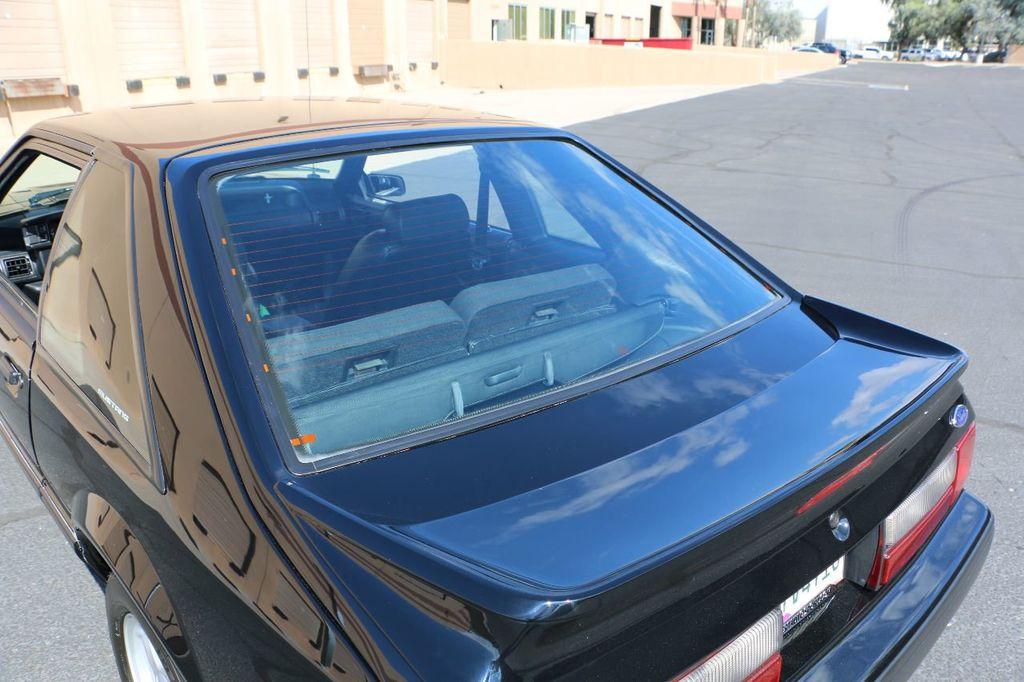 1991 Ford Mustang 2dr Hatchback LX Sport 5.0L - 17741566 - 26
