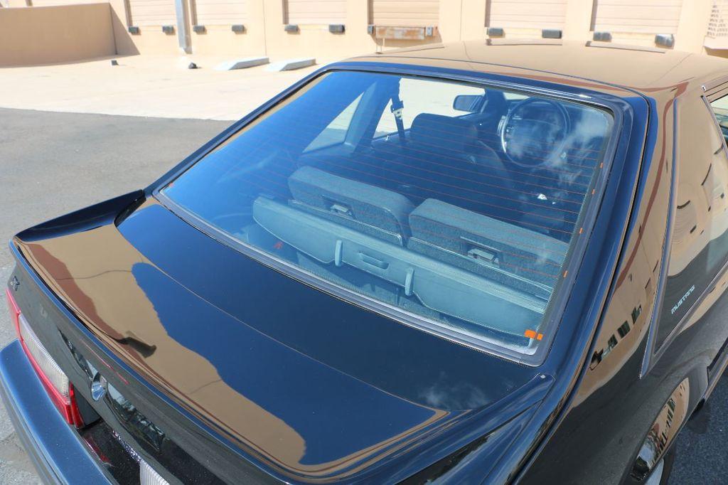 1991 Ford Mustang 2dr Hatchback LX Sport 5.0L - 17741566 - 27