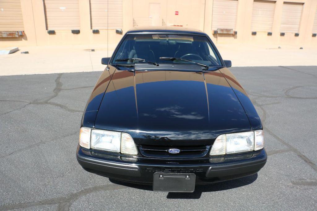 1991 Ford Mustang 2dr Hatchback LX Sport 5.0L - 17741566 - 2