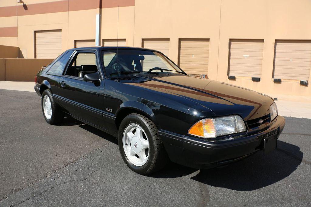 1991 Ford Mustang 2dr Hatchback LX Sport 5.0L - 17741566 - 31