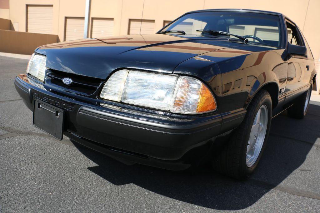 1991 Ford Mustang 2dr Hatchback LX Sport 5.0L - 17741566 - 3