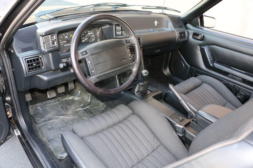 1991 Ford Mustang 2dr Hatchback LX Sport 5.0L - 17741566 - 39