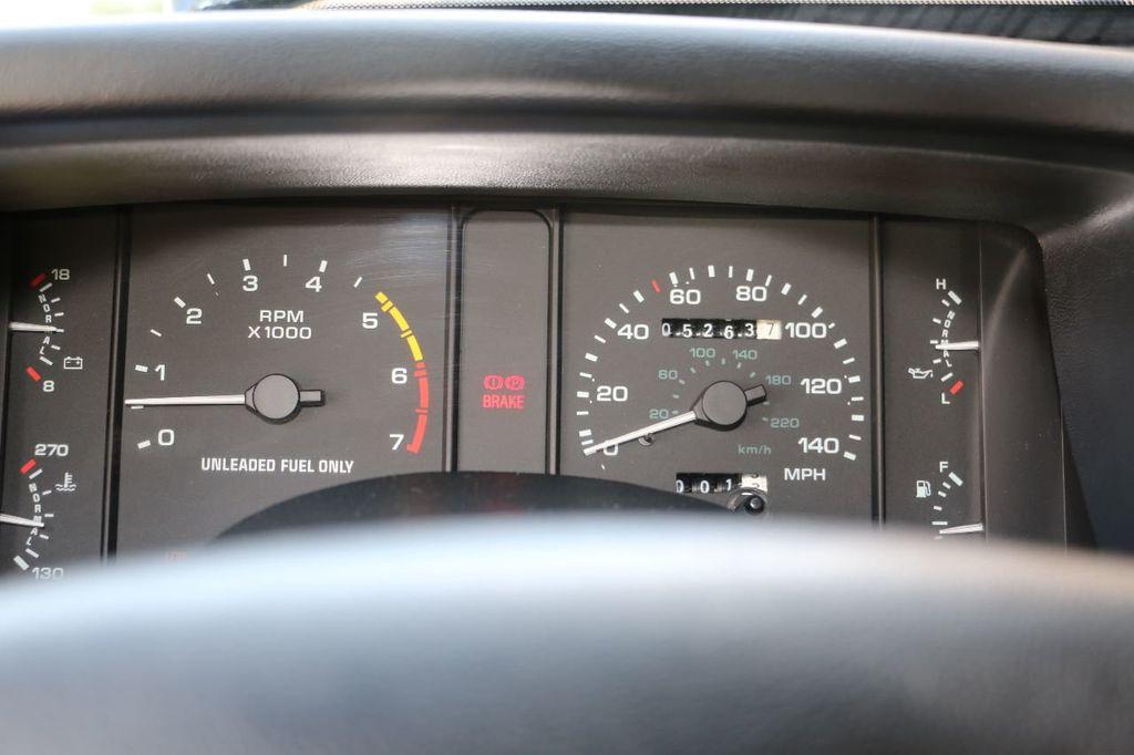 1991 Ford Mustang 2dr Hatchback LX Sport 5.0L - 17741566 - 41