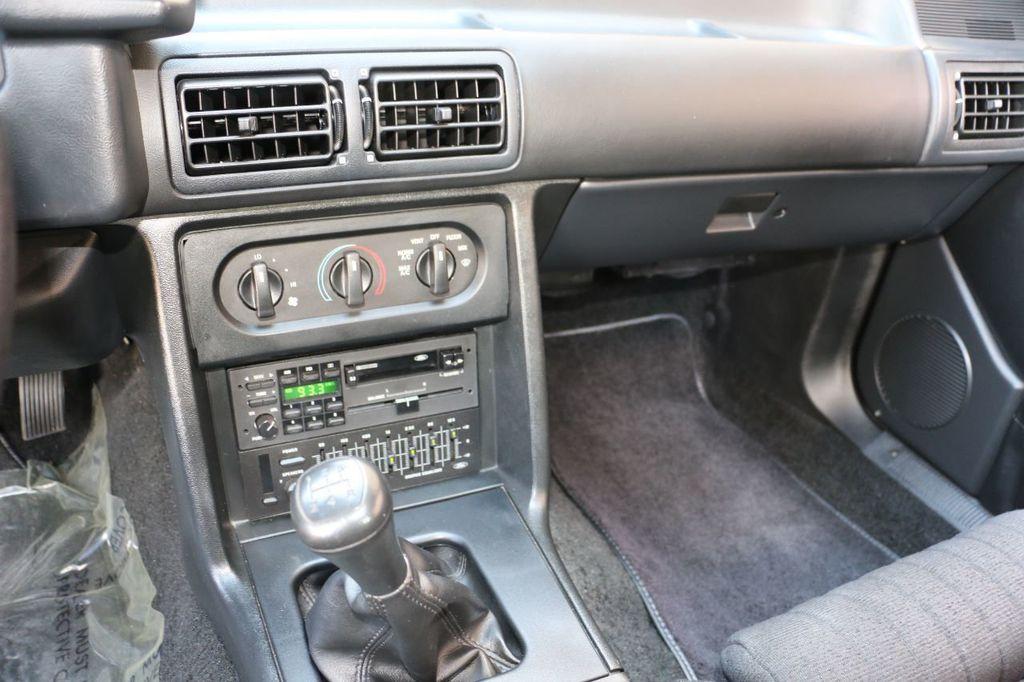 1991 Ford Mustang 2dr Hatchback LX Sport 5.0L - 17741566 - 42