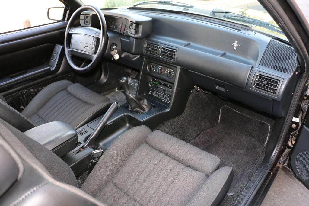 1991 Ford Mustang 2dr Hatchback LX Sport 5.0L - 17741566 - 46