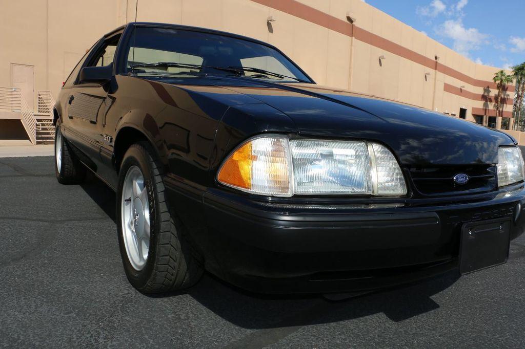 1991 Ford Mustang 2dr Hatchback LX Sport 5.0L - 17741566 - 4