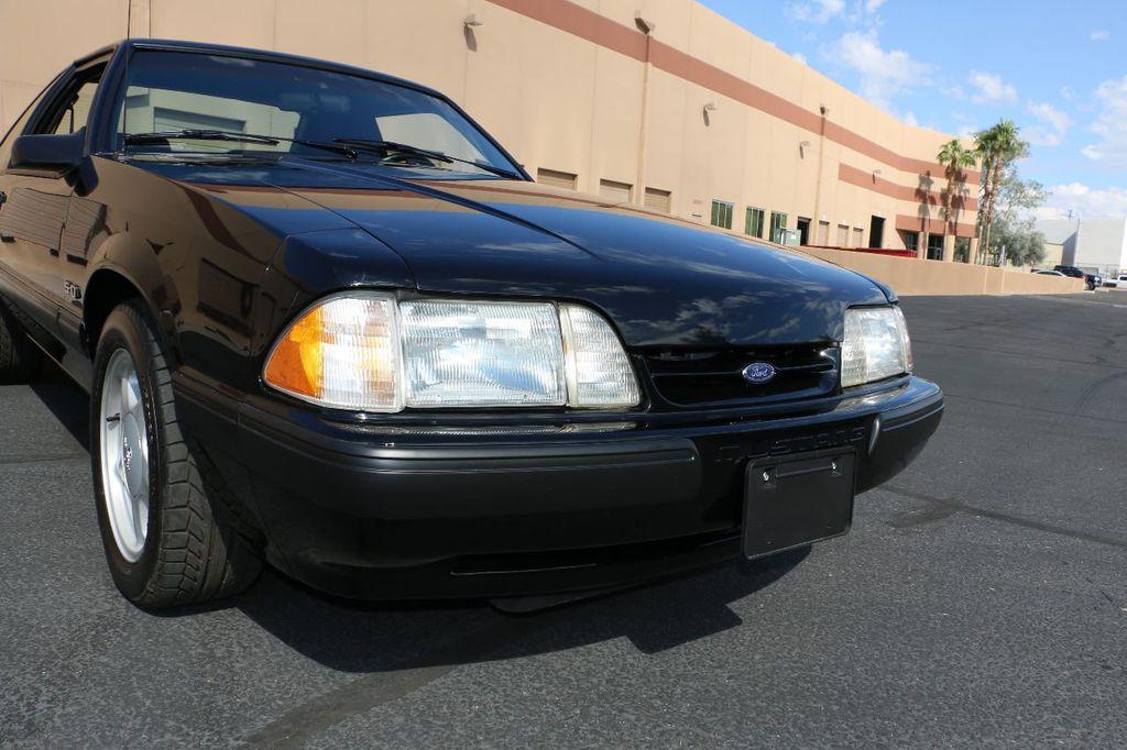 1991 Ford Mustang 2dr Hatchback LX Sport 5.0L - 17741566 - 5