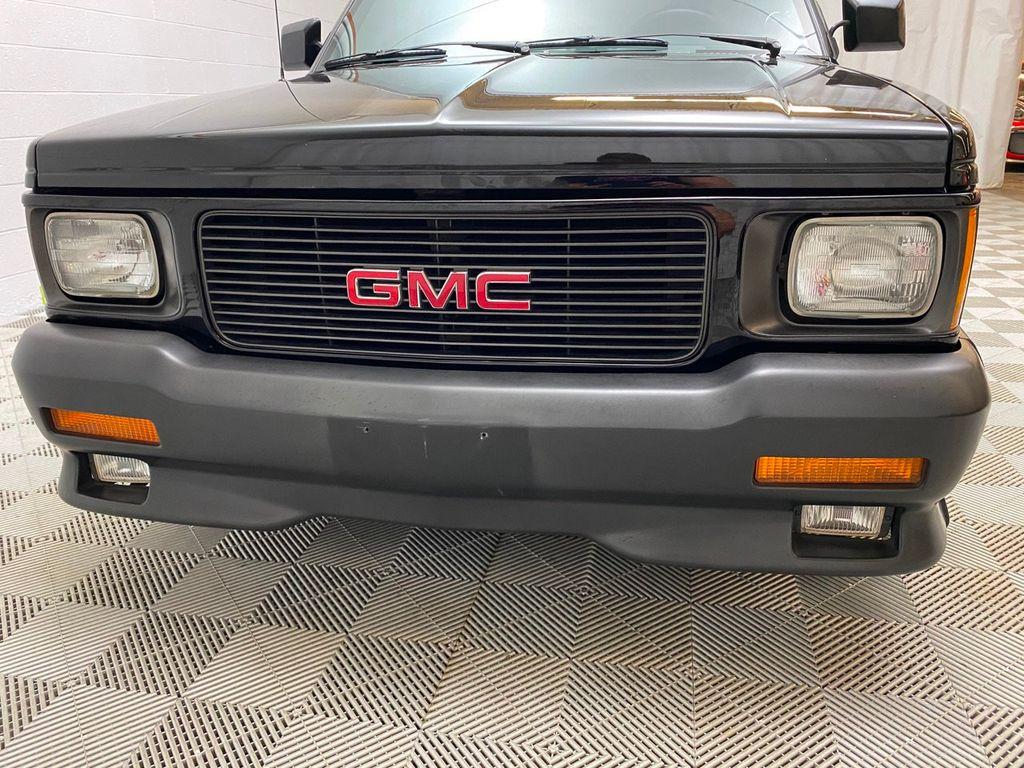 1991 Used Gmc Sonoma 1991 Gmc Syclone Supercharged Awd At Kip Sheward Motorsports Serving Novi Mi Iid 20131611