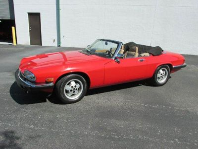 1991 Jaguar XJS 2dr Convertible Hatchback