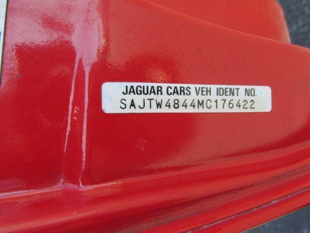 1991 Jaguar XJS