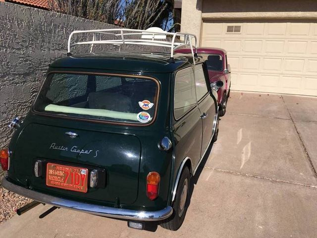 1991 Land Rover Mini Coupe For Sale Bellmore Ny 21000