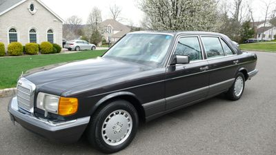 1991 Mercedes-Benz 420 Series