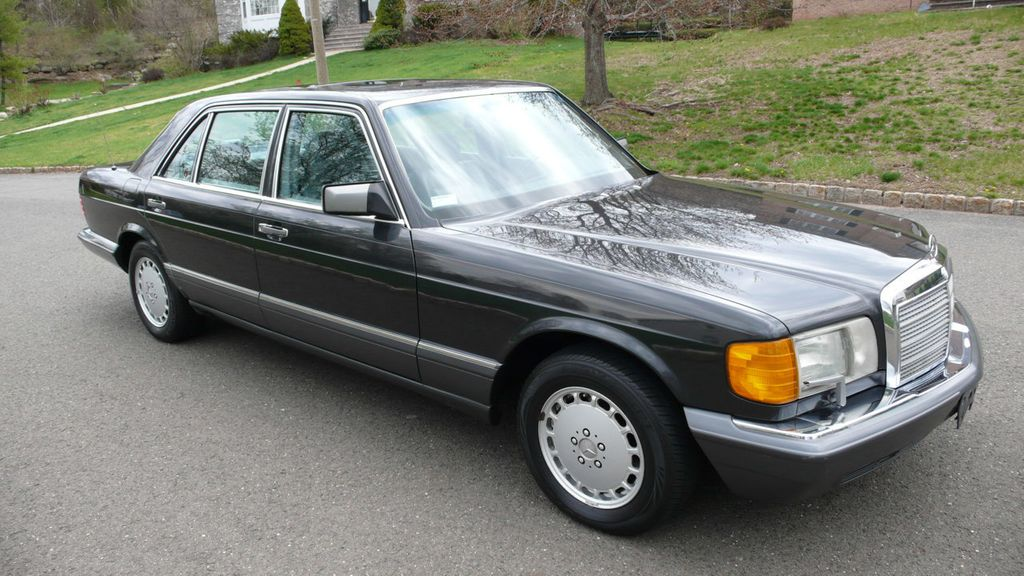 1991 Mercedes-Benz 420 Series  - 16309389 - 1