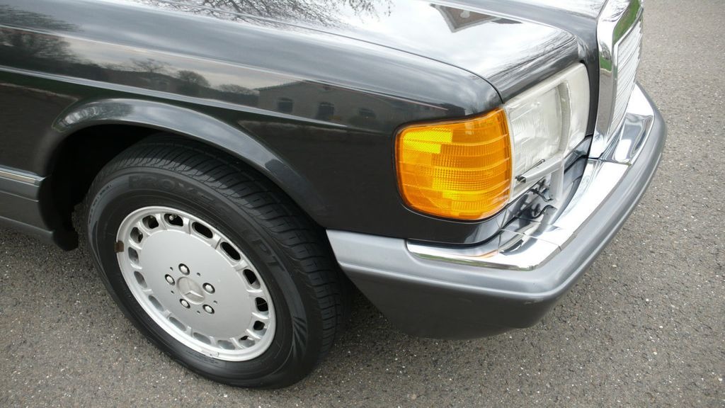 1991 Mercedes-Benz 420 Series  - 16309389 - 34