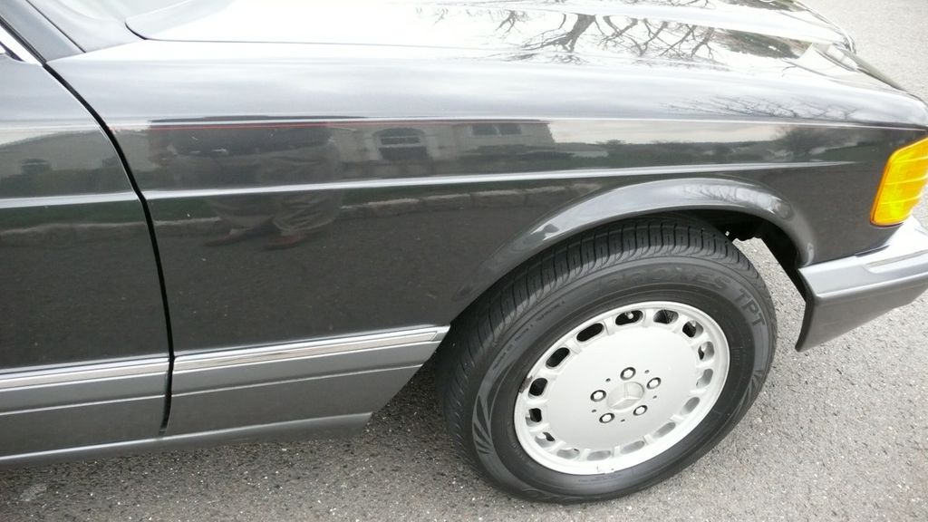 1991 Mercedes-Benz 420 Series  - 16309389 - 36