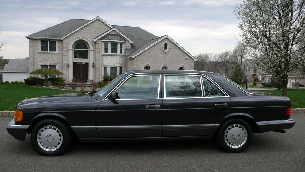 1991 Mercedes-Benz 420 Series  - 16309389 - 3