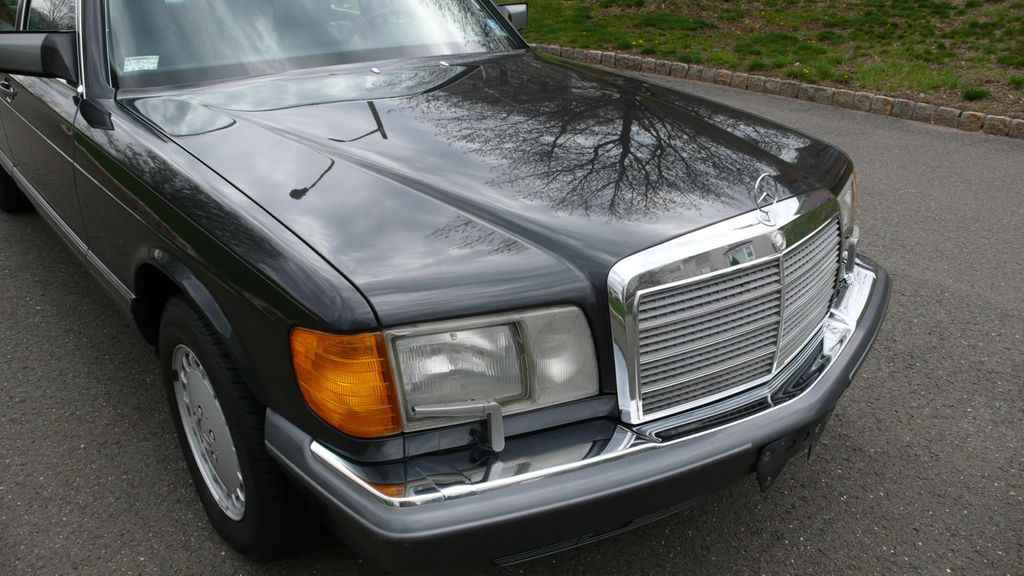 1991 Mercedes-Benz 420 Series  - 16309389 - 6