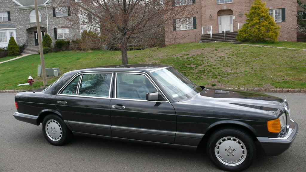 1991 Mercedes-Benz 420 Series  - 16309389 - 7