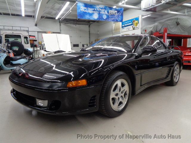 1991 Used Mitsubishi 3000gt 2dr Coupe Sl 5 Speed At Naperville