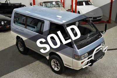 1991 Mitsubishi Delica  Van