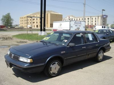 1991 Oldsmobile Cutlass - 1G3AL54N2M6331373