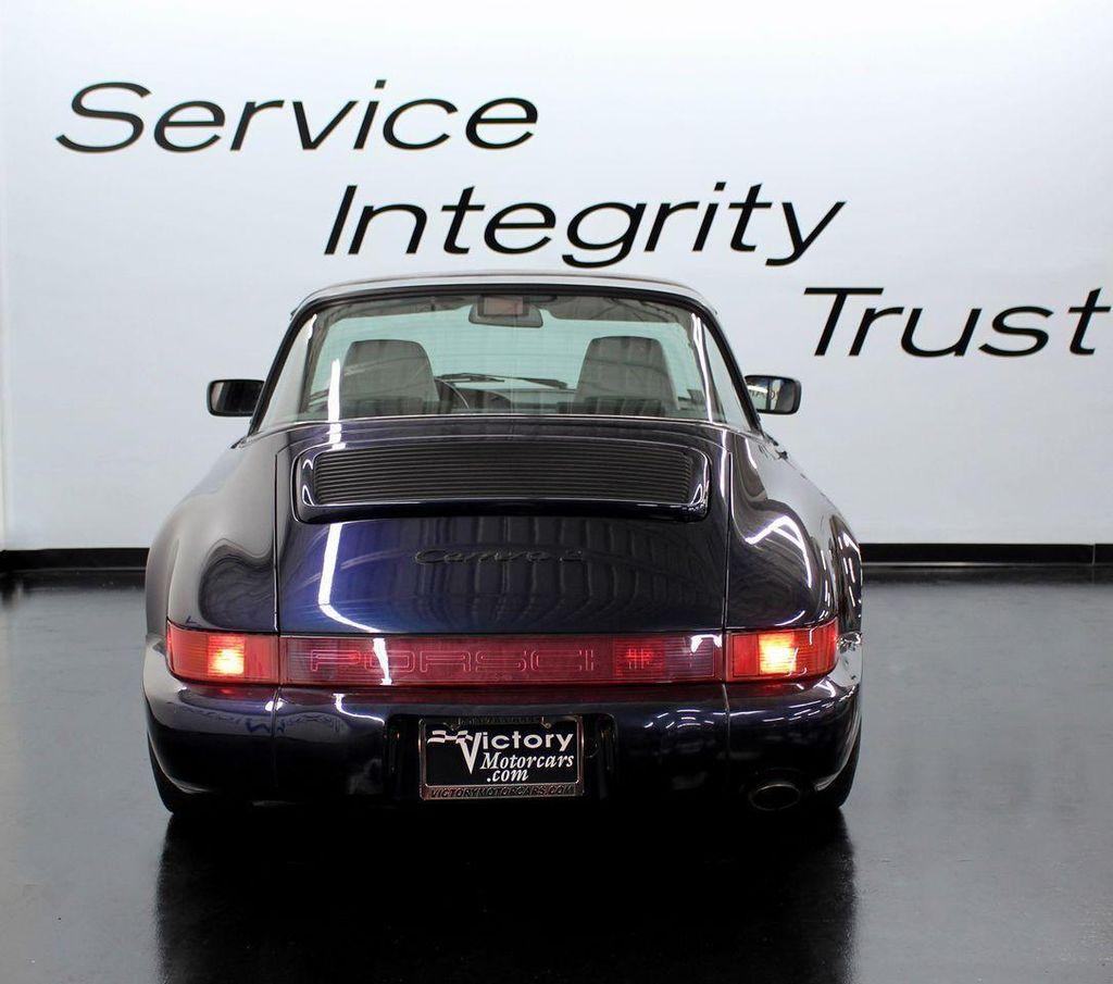 1995 Porsche 911 Exterior: 1991 Used Porsche 911 Carrera 1991 Porsche 911 Targa C2 At
