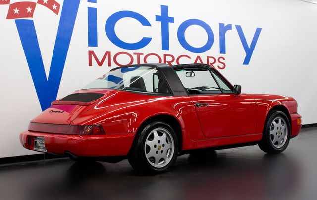 1991 Porsche 911 Carrera 2dr Coupe 2 Targa - Click to see full-size photo viewer