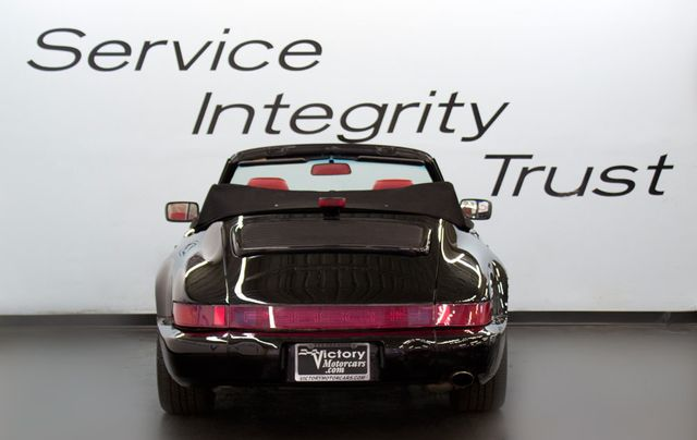 1991 Porsche 911 Carrera 964 C2 - Click to see full-size photo viewer