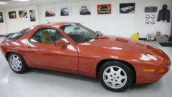 1991 Porsche 928 - WP0AA2927MS810091
