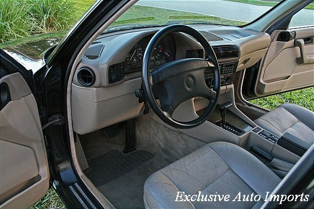 1992 BMW 5 Series 525i - Click to see full-size photo viewer
