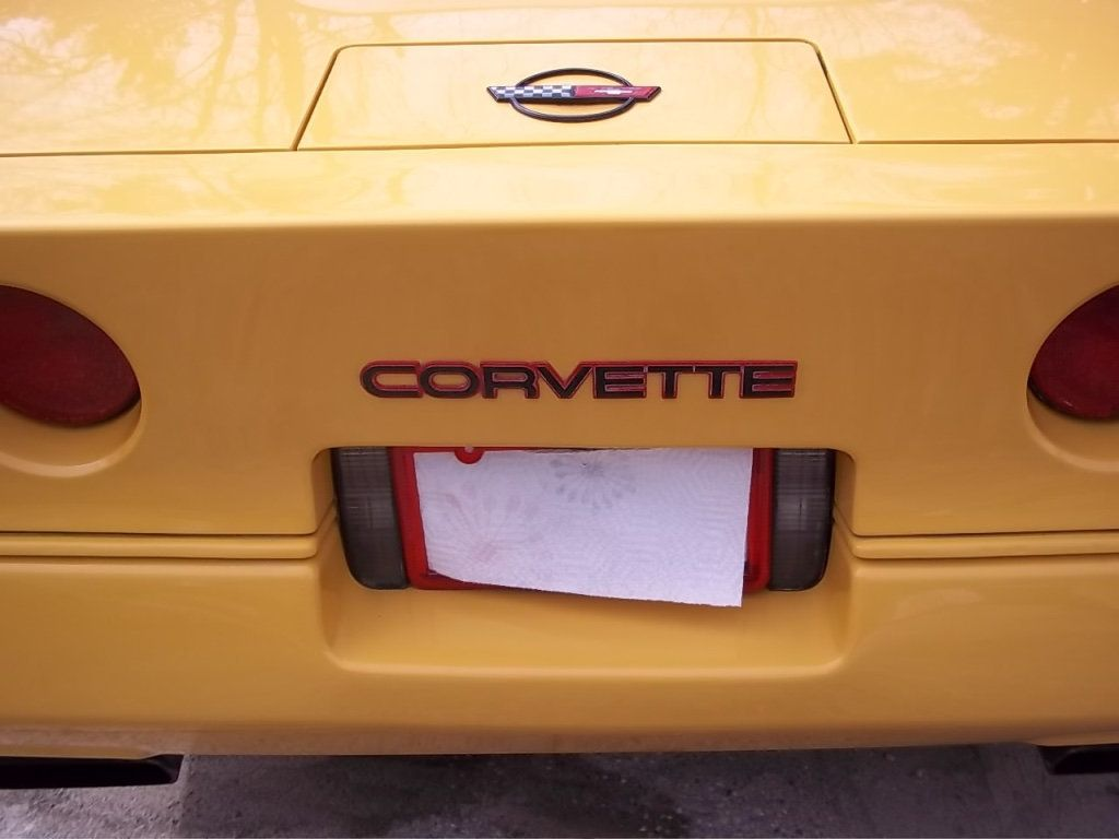 1992 Chevrolet Corvette For Sale - 12234577 - 13