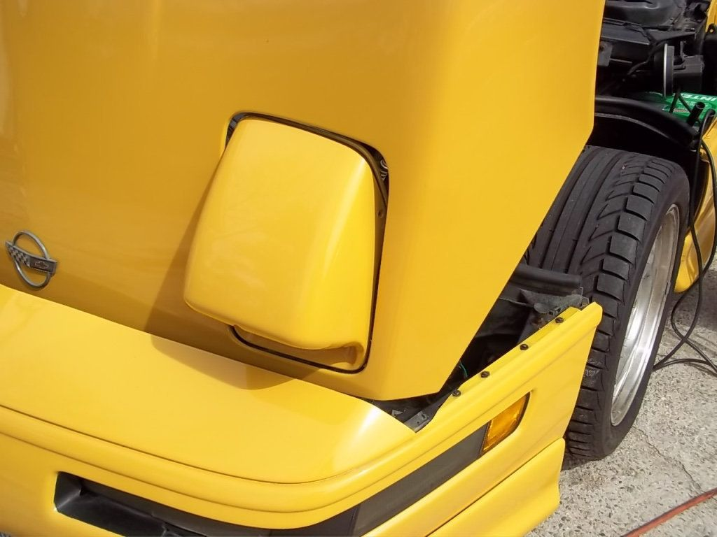 1992 Chevrolet Corvette For Sale - 12234577 - 15