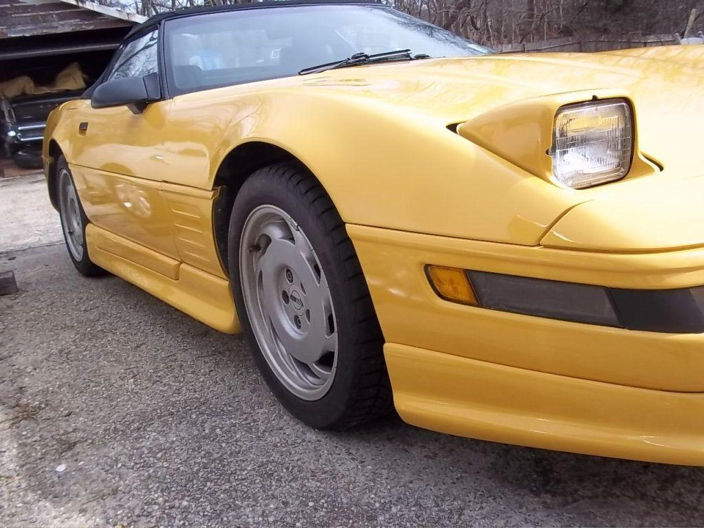 1992 Chevrolet Corvette For Sale - 12234577 - 2