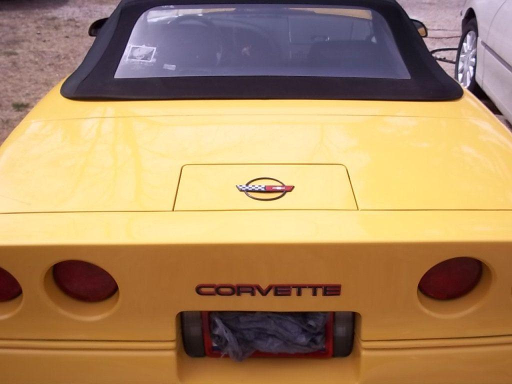 1992 Chevrolet Corvette For Sale - 12234577 - 8