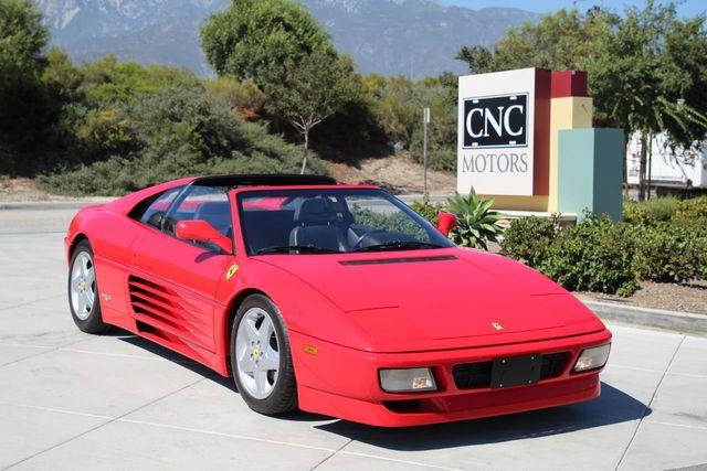 1992 Used Ferrari 348 348 Ts Gated Manual At Cnc Motors Inc Serving Upland Ca Iid 20168790