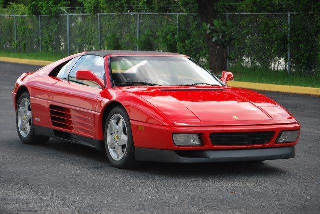 1992 Used Ferrari 348 Ts At Exotic Cars Usa Serving Miami