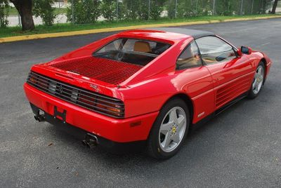 1992 Ferrari 348 TS - Click to see full-size photo viewer