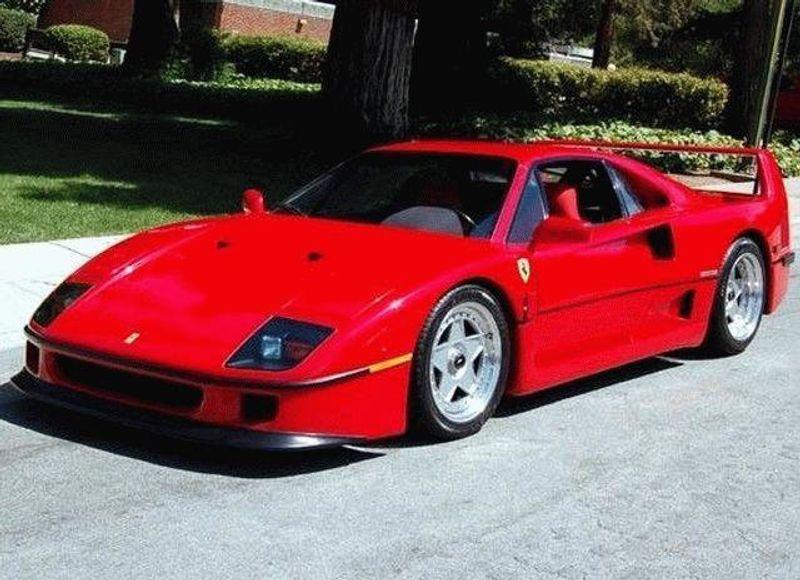1992 Used Ferrari F40 At Sports Car Company Inc Serving La Jolla