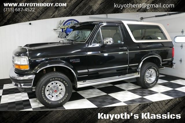 Used Ford Bronco >> 1992 Used Ford Bronco Xlt 2dr 4wd Suv At Webe Autos Serving Long Island Ny Iid 19389083