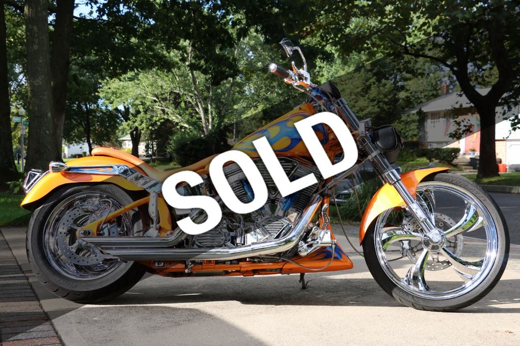 1992 Used Harley Davidson Softtail Show Bike For Sale at WeBe Autos Serving  Long Island, NY, IID 15580945