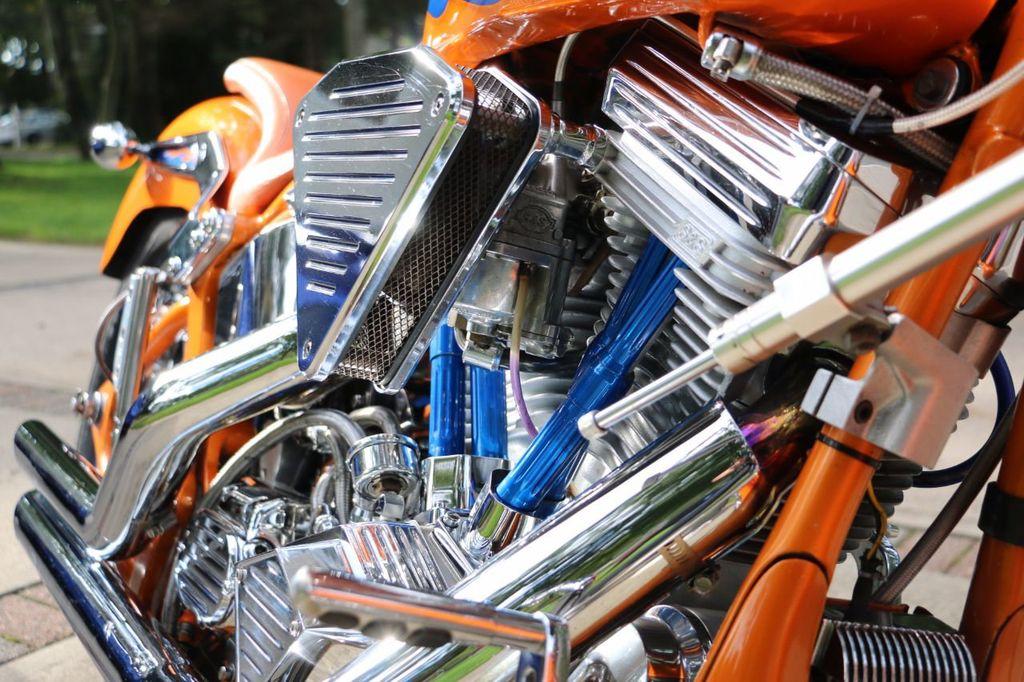 1992 Harley Davidson Softtail Show Bike For Sale - 15580945 - 16