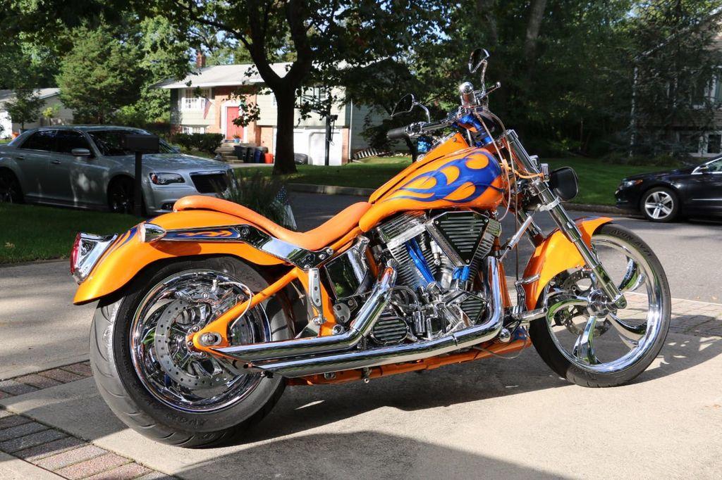 1992 Harley Davidson Softtail Show Bike For Sale - 15580945 - 1