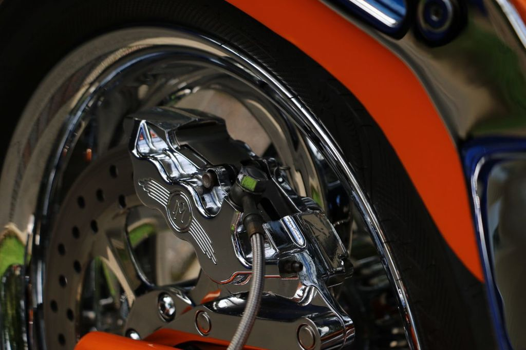 1992 Harley Davidson Softtail Show Bike For Sale - 15580945 - 23